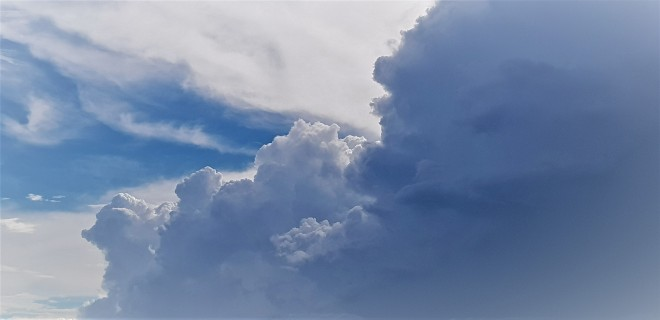 Cloud everywhere.